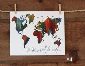 For God So Loved the World + Map