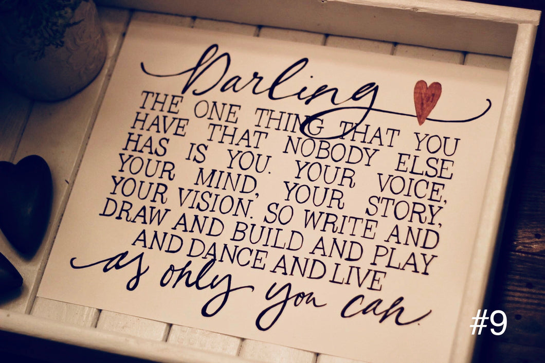 Darling Art
