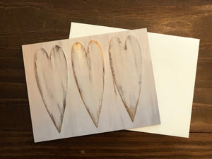"""Hearts"" - Care Cards"