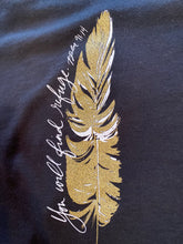 "Load image into Gallery viewer, ""Feather"" Tee"