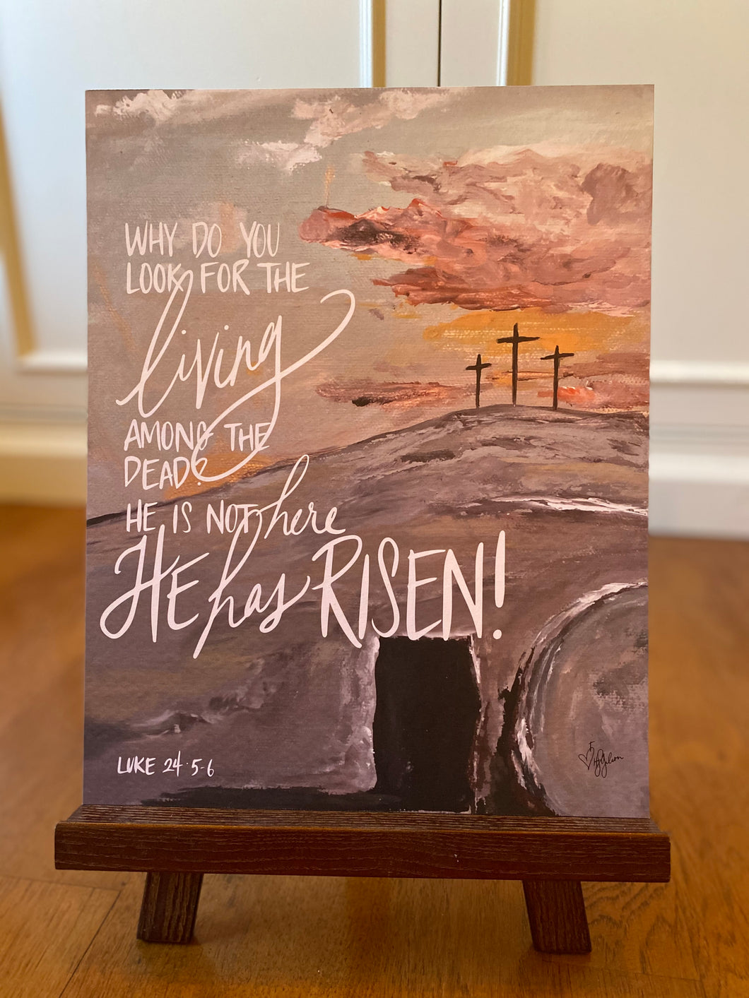 Easter--He has Risen