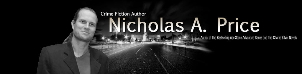 Bestselling Crime Fiction Books by Author Nicholas A. Price