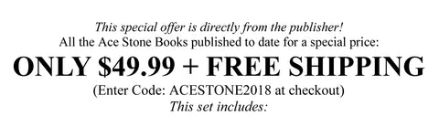 Ace Stone Book Series Special Offer