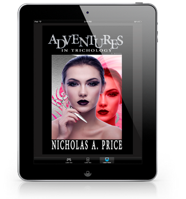 eBook Adventures in Trichology by author Nicholas A. Price