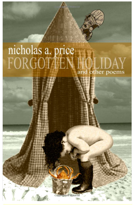 Forgotten Holiday: and other poems (Volume 2)