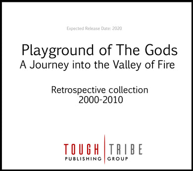 Fine Art Photography Books: Playground of The Gods: Journey into the Valley of Fire