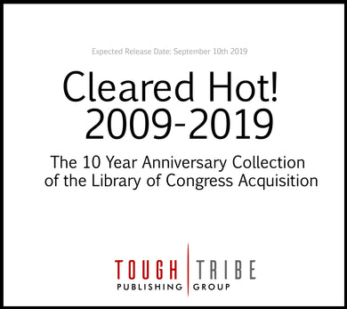 Fine Art Photography Books: Cleared Hot! A Retrospective