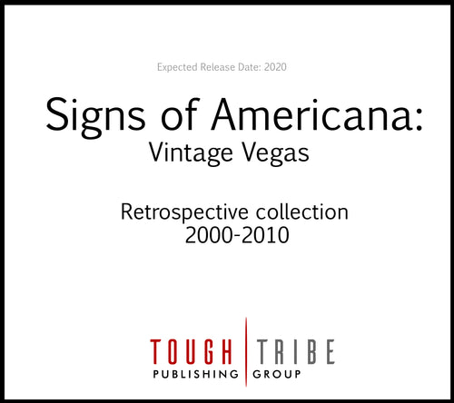 Fine Art Photography Books: Signs of Americana: Vintage Vegas