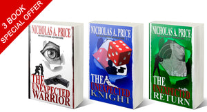 SPECIAL OFFER: The Ace Stone Adventure Series: Books I, II & III