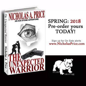 Promotion: The Unexpected Warrior by author Nicholas A. Price