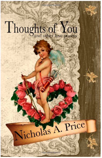Thoughts of You: and other love poems (Volume 4) Paperback