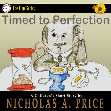 Timed to Perfection: The Time Series Book 1 (Paperback)