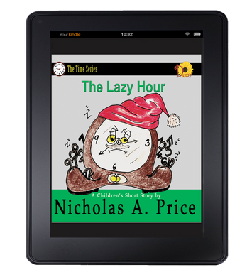 eBook The Lazy Hour (The Time Series Book 2) Kindle Edition