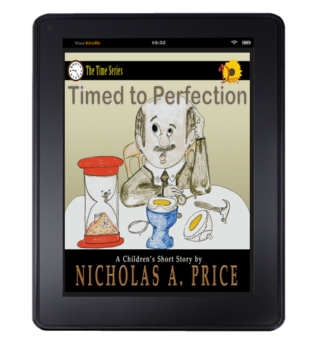 Timed to Perfection (The Time Series Book 1) Kindle Edition
