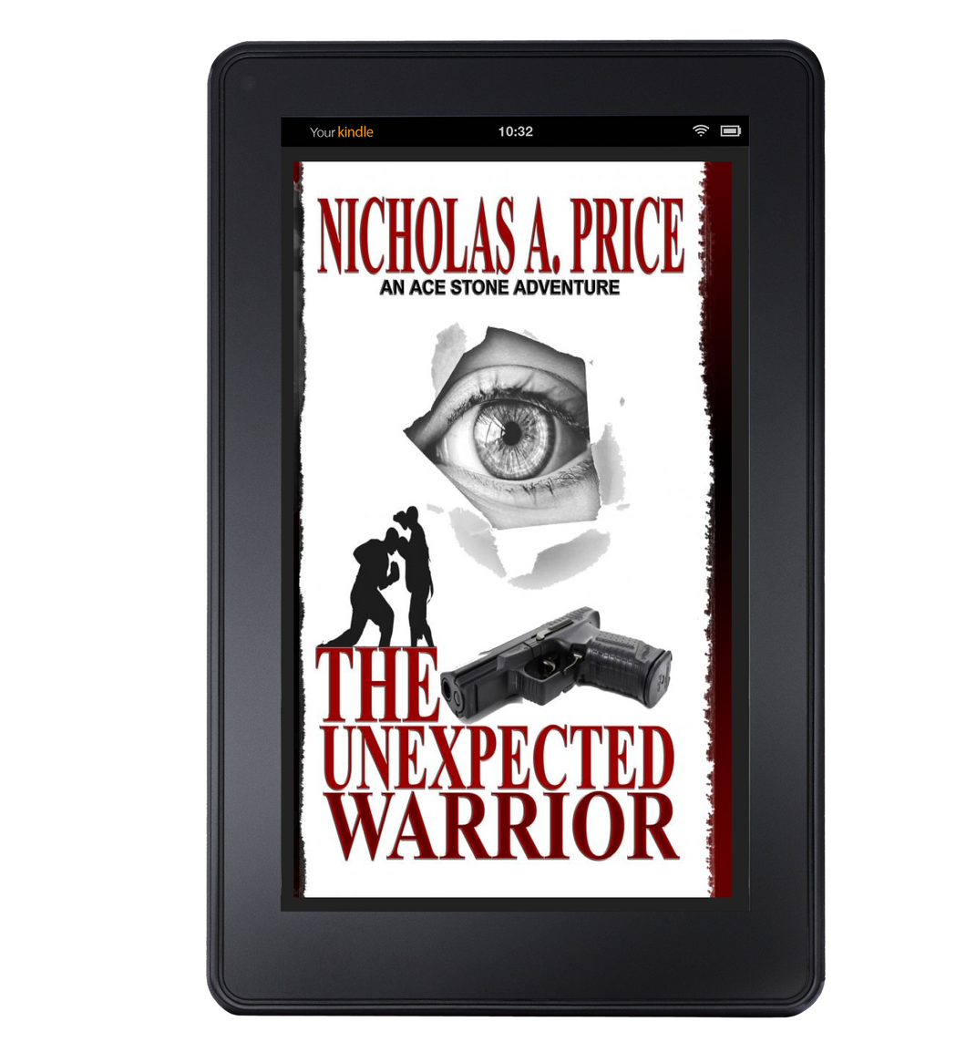 eBook: The Unexpected Warrior: An Ace Stone Adventure (London Hard-Boiled Noir Crime Thriller Series)