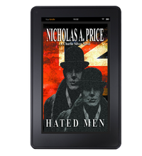 eBook Hated Men: The Charlie Silver Novels I (Noir Crime Fiction, UK Crime Family Saga)