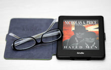 eBook edition of the Crime Fiction Book Hated Men: A Charlie Silver Novel by Nicholas A. Price