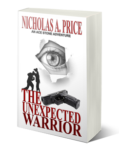 The Unexpected Warrior by author Nicholas A. Price