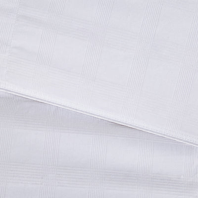 PEACE NEST All Season White Goose Down Comforter with 100% cotton shell and 600 Fill Power