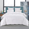 Luxury White Goose Down Winter Comforter  600 Fill Power, 800 TC, Baffled Box