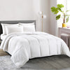 Embossed Lightweight Down Alternative Comforter