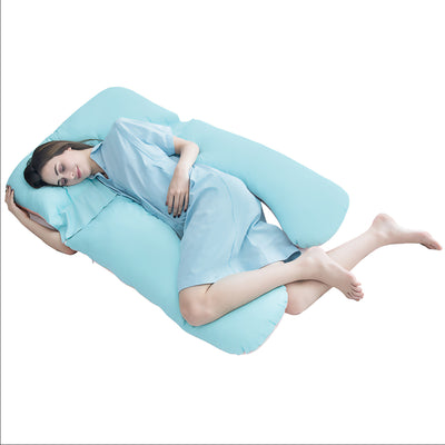 PEACE NEST U Shaped Pregnant Body Pillow