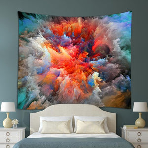 Paint Bomb Tapestry