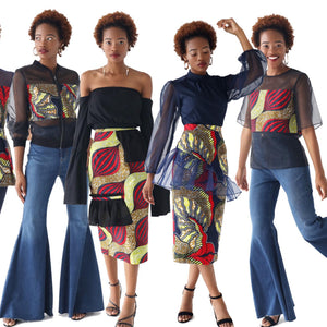Yetunde Collection: African Print Fall Collection 2020