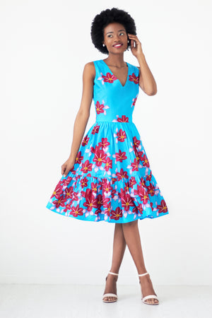 floral dresses for wedding