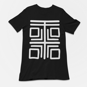 Yetunde Logo Shirt - Black