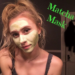 Soothing Matcha Mask