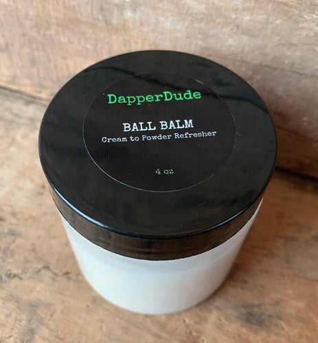 Dapper Dude Ball Balm
