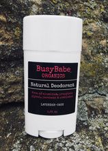 BusyBabe All Natural Deodorant
