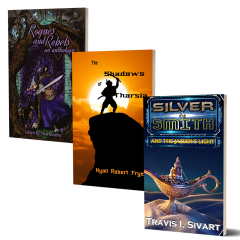3-Book Adventure Bundle
