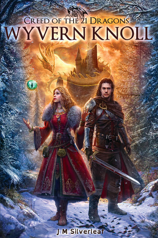 Creed of the 21 Dragons; Wyvern Knoll - Trade Paperback