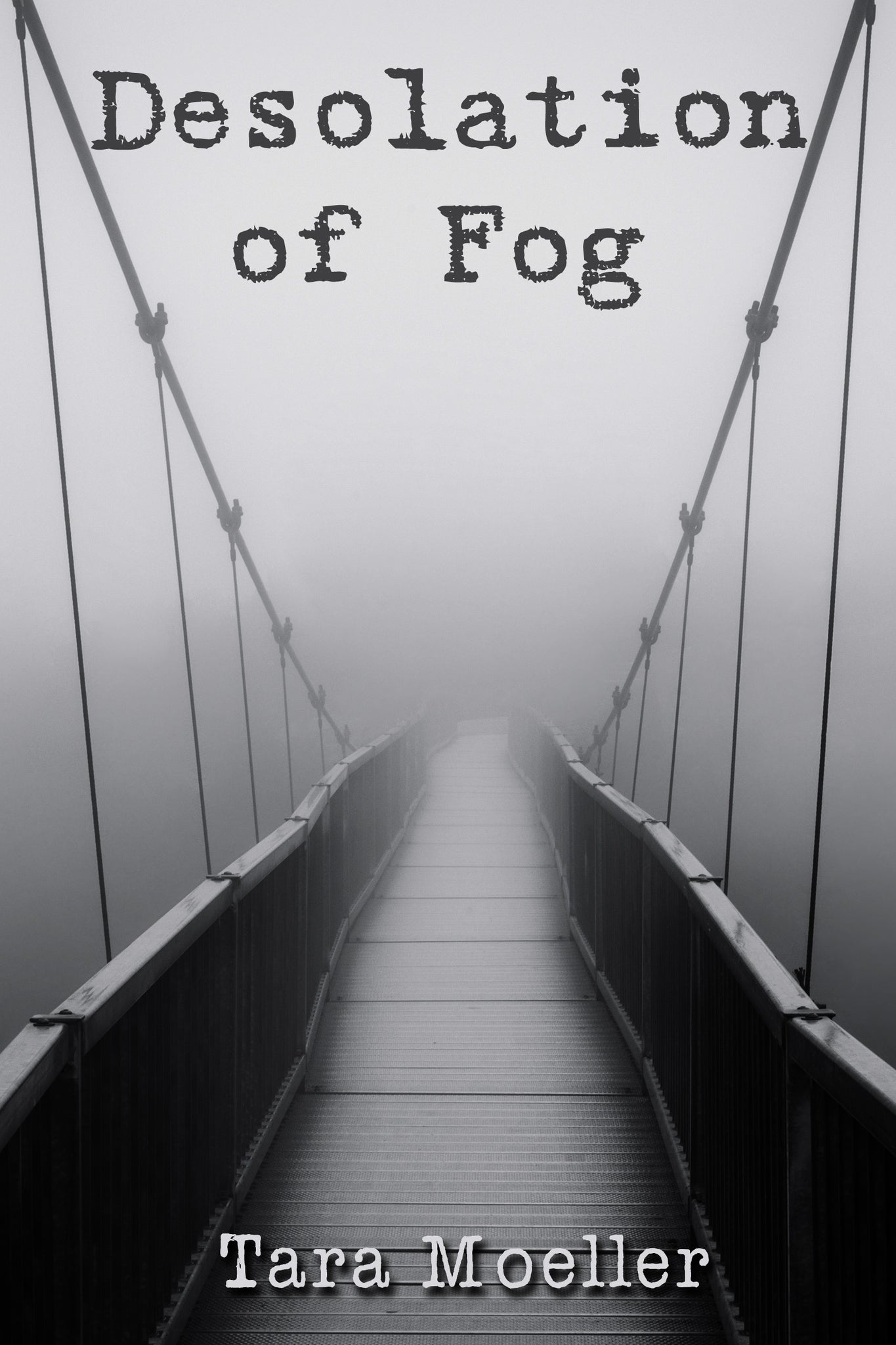 Desolation of Fog - Digest Paperback and Digital