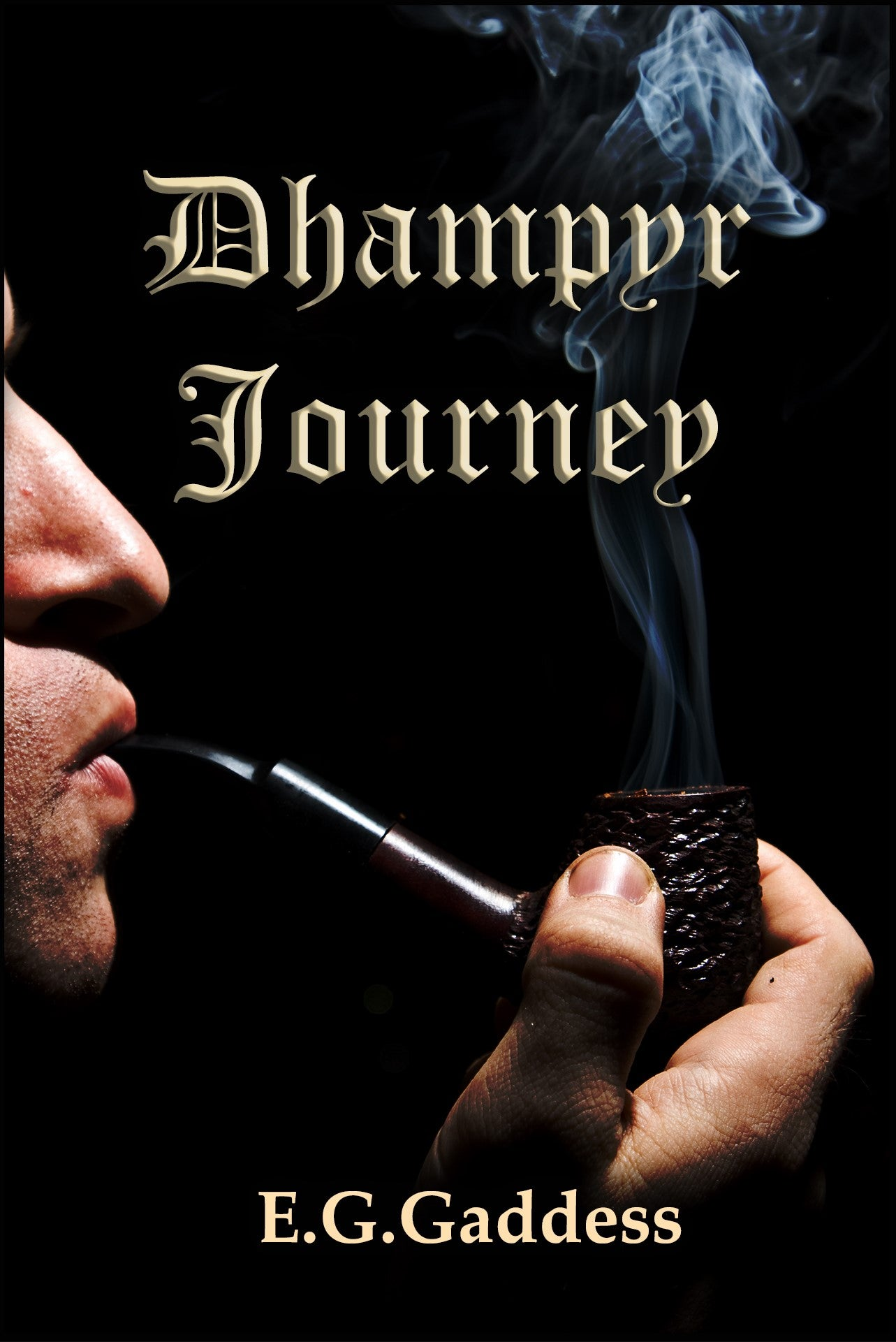 Dhampyr Journey - Trade Paperback
