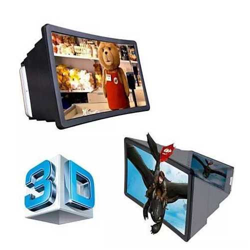 3D Smartphone Screen Enlarger & Viewer