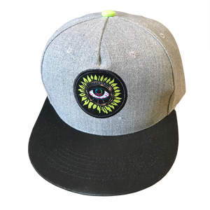 Sunflower Snapback Hat