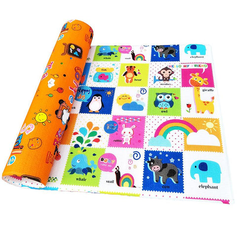 Colorful Baby Crawling Mat