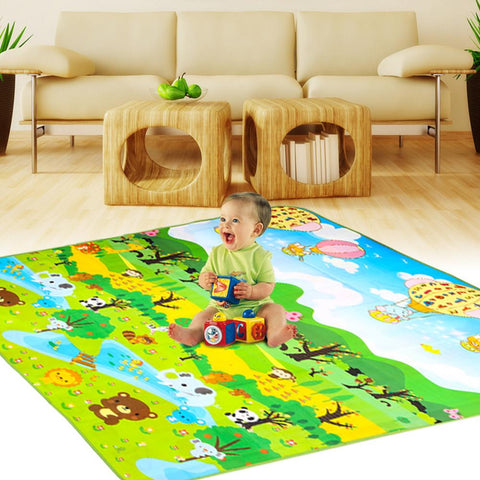 Wonderland Double Side Baby Play Mat