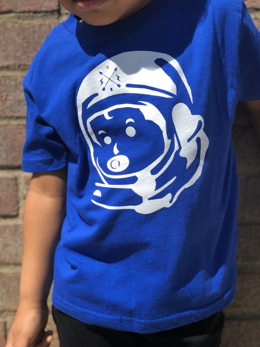 Astro Tee (Royal Blue)