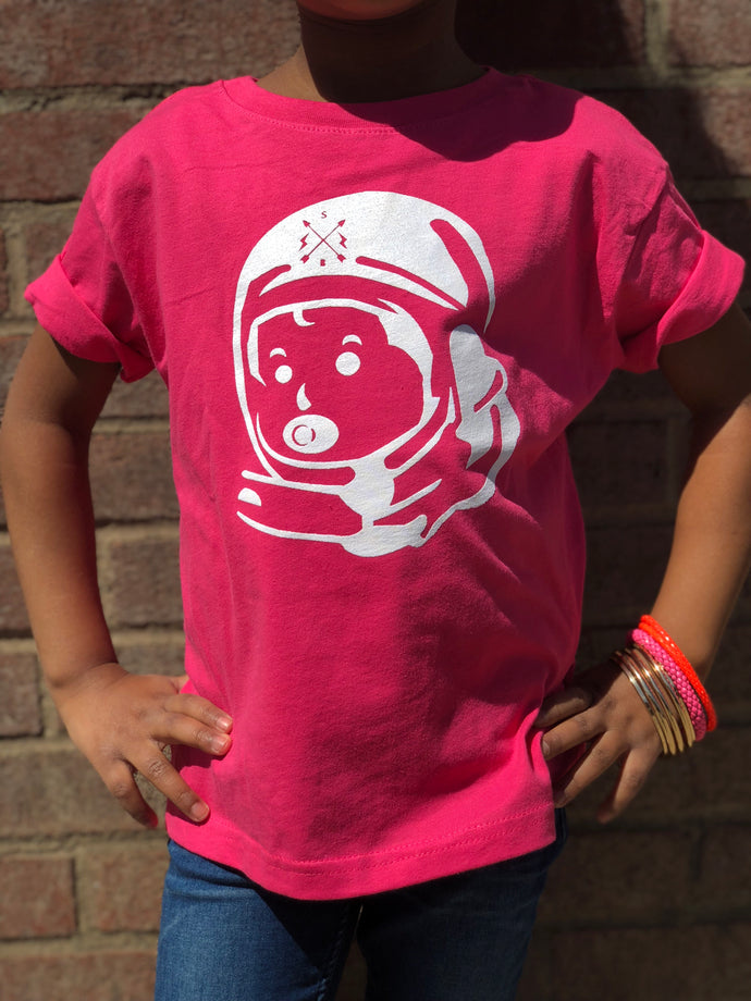 Astro Tee (Pink)