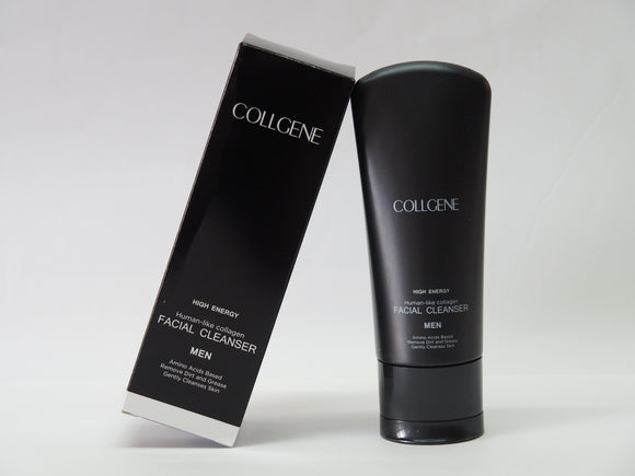 Collgene High Energy Facial Cleanser for Men
