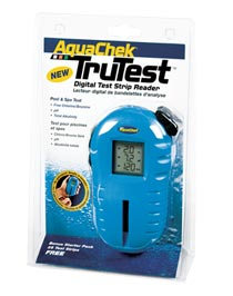 Digital Test Strip Reader