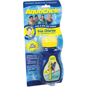 Aquacheck-Free Chlorine Test Strips-50