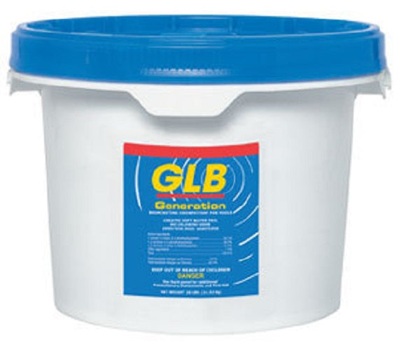 GLB Generation - Brominating Disinfectant Tablets