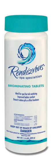 Brominating Tablets (1.5lbs)