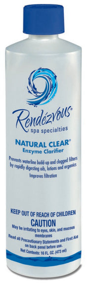 Natural Clear Enzyme Cleaner (16oz)