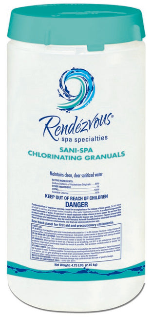 Spa Chlorinating Granules